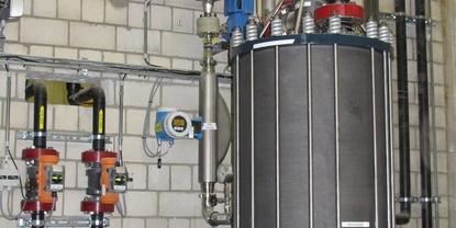 硫酸稀释系统