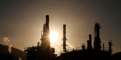 位于意大利Busalla的Iplom SpA炼油厂